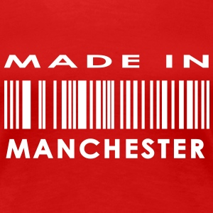 Made in Manchester T-Shirts - Women's Premium T-Shirt