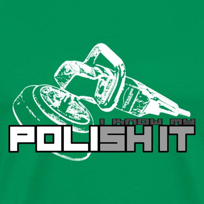 Detailing World 'Polish It/I Know My...' T-Shirt