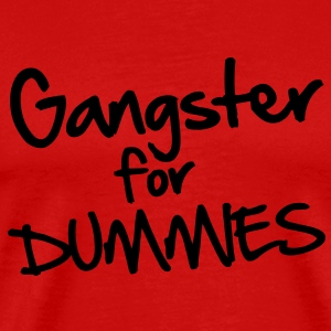 Gangster for Dummies Tee shirts - T-shirt Premium Homme