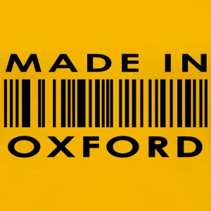 Made in Oxford T-Shirts - Women's Premium T-Shirt