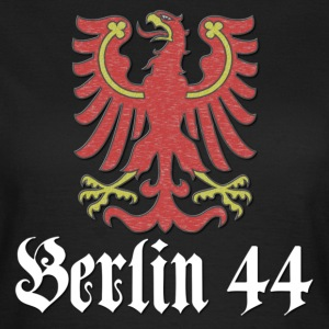 berlin44_wappen_light T-Shirts - Frauen T-Shirt