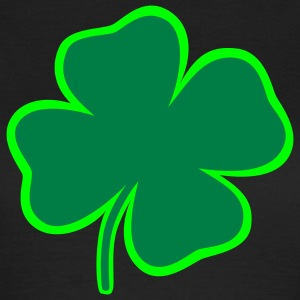 shamrock T-Shirts - Frauen T-Shirt
