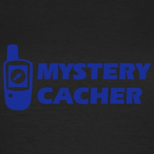 Geocaching GPS Mystery Cacher  T-Shirts - Frauen T-Shirt