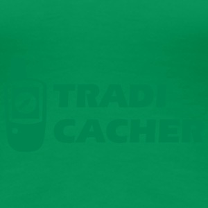 Geocaching GPS Traditionell Cacher T-Shirts - Frauen Premium T-Shirt
