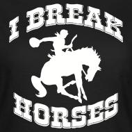 Design ~ I Break Horses