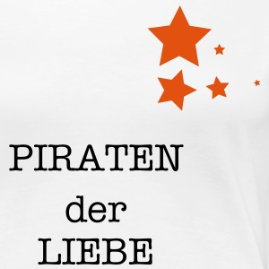Piraten - Frauen Premium T-Shirt