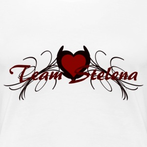 team stelena T-Shirts - Frauen Premium T-Shirt