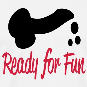ready_for_fun_5 T-Shirts - Männer Premium T-Shirt