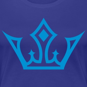 Crown T-Shirt UK - Women's Premium T-Shirt