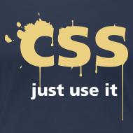 Motif ~ CSS Just Use It ! pour filles