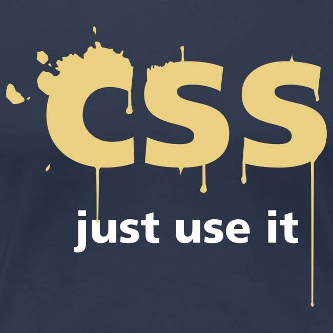 CSS Just Use It ! pour filles