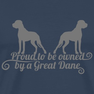 Proud to be owned T-Shirts - Männer Premium T-Shirt