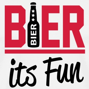 bier_its_fun T-Shirts - Männer Premium T-Shirt