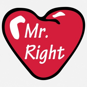 Mr Right T-Shirts - Men's Premium T-Shirt