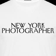 Motif ~ The New York Photographer (façon New yorker magazine)