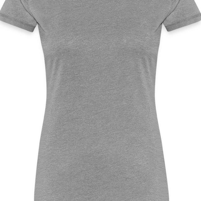 Big tshirt. Woman.