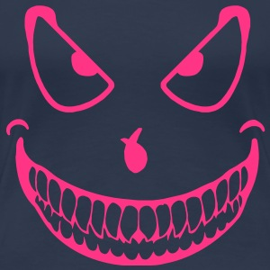 Halloween Monster (1c) - Women's Premium T-Shirt
