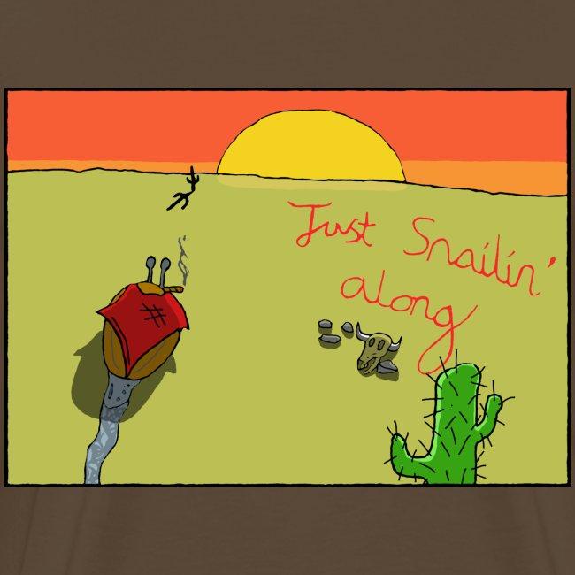 Just Snailin' Along Mens