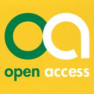 Motiv ~ open-access.net-Regenschirm Gelb