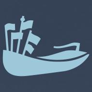 Motiv ~ Fischerboot, mini, Fischland-Darß-Zingst