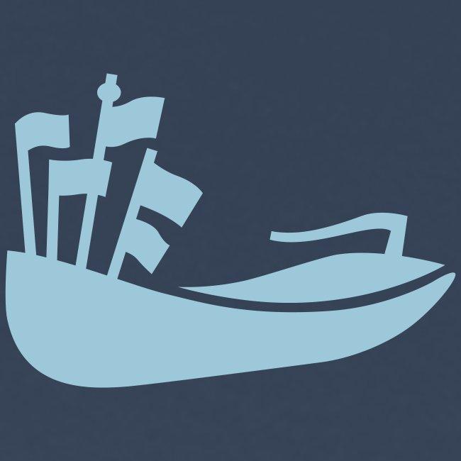 Fischerboot, mini, Fischland-Darß-Zingst