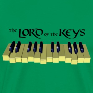 the Lord of the Keys 10 T-Shirts - Männer Premium T-Shirt