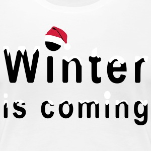 Winter - Women's Premium T-Shirt