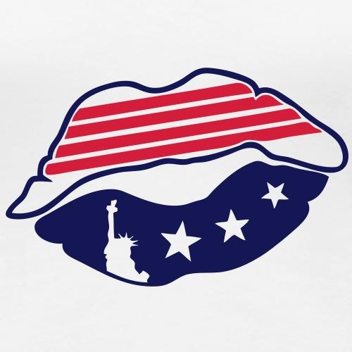 bouche levre kiss americaine1