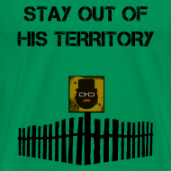 Diseño ~ Breaking Bad - stay out of his territory