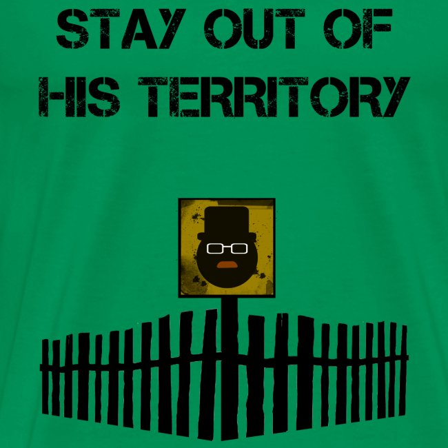 Breaking Bad - stay out of his territory