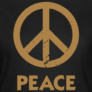 peace_01b T-Shirts - Frauen T-Shirt