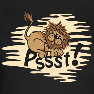 Little sleeping Lion T-Shirts - Women's T-Shirt