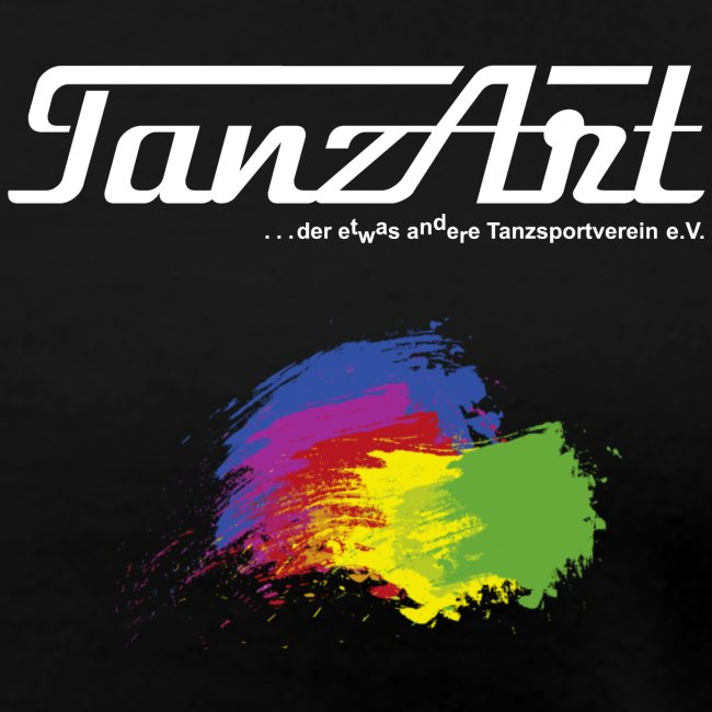 Rainbow Tanzart Damen Girlie shirt
