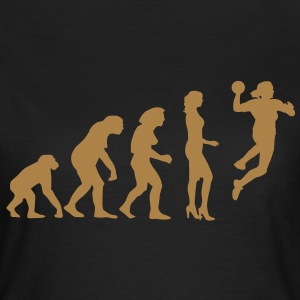 evolution_handball_spielerin_c_1c Tee shirts - T-shirt Femme