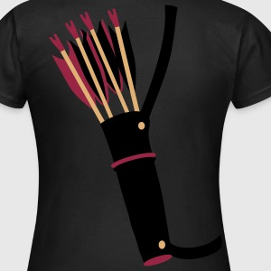 quiver archery arrow equipment by patjila T-Shirts - Women's T-Shirt