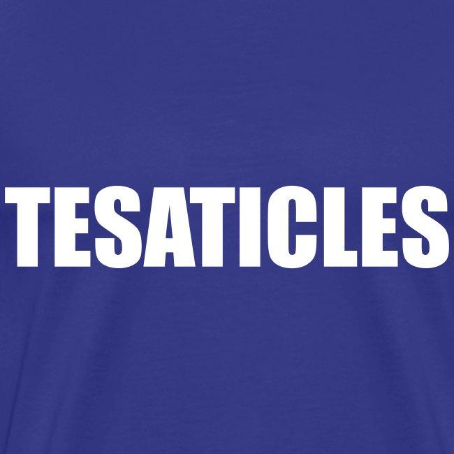 Tesaticles