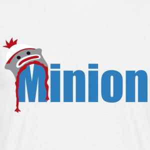 Minion (dark blue) T-Shirts - Men's T-Shirt