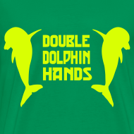 Design ~ Double Dolphin Hands!
