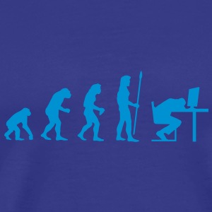 evolution_pc_4 T-Shirts - Männer Premium T-Shirt