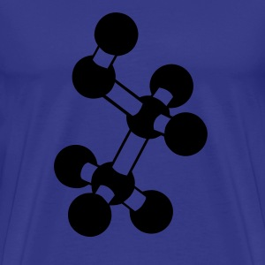 alcohol molecule T-Shirts - Men's Premium T-Shirt