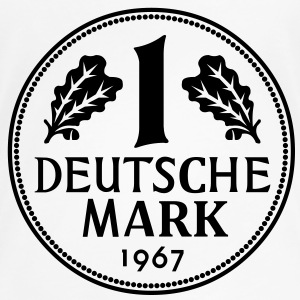 Deutsche Mark - Frauen Premium T-Shirt
