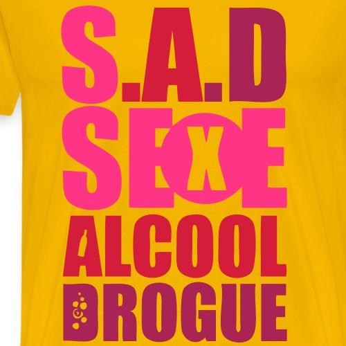 sad sexe alcool drogue