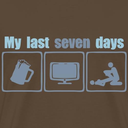 My last seven day beer sexe tv