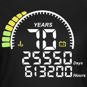 tee shirts citation anniversaire 70 ans spreadshirt. Black Bedroom Furniture Sets. Home Design Ideas