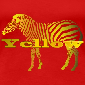 YellowZebra - Frauen Premium T-Shirt