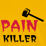 Motiv ~ Painkiller - Shirt