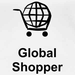 Global Shopper T-Shirts - Frauen Premium T-Shirt