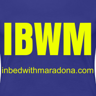 Design ~ The IBWM slim tee for women
