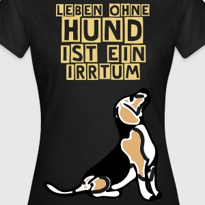 beagel hund T-Shirts - Frauen T-Shirt