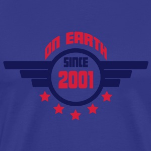 2001_on_earth Tee shirts - T-shirt Premium Homme